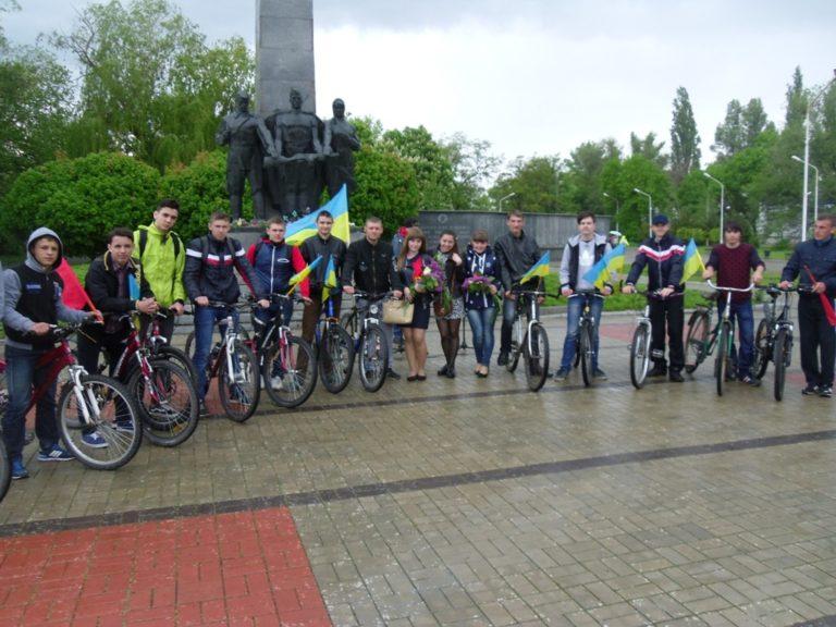 Велопробіг до Дня Перемоги