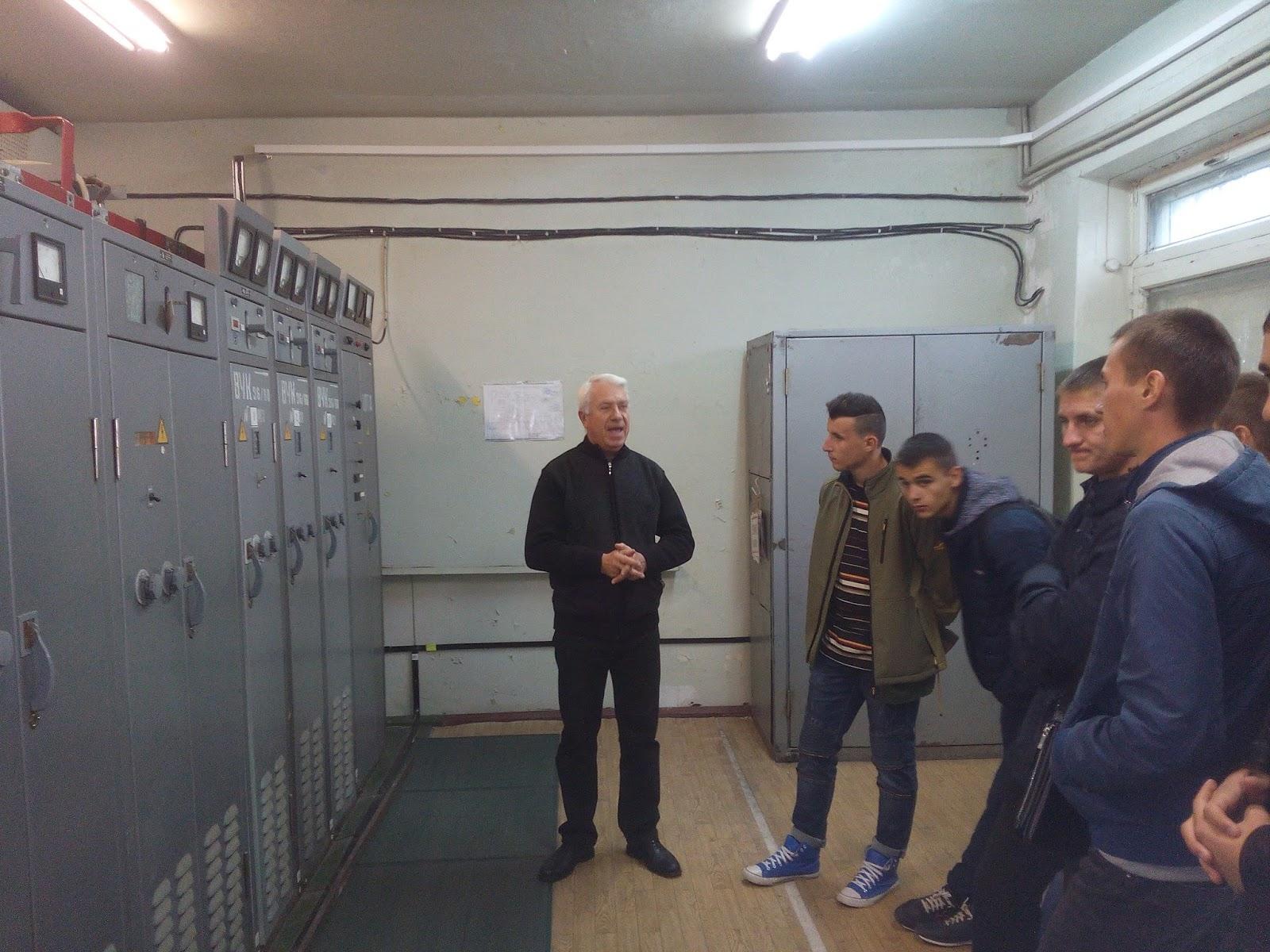 Екскурсії на підприємства Михайлівки