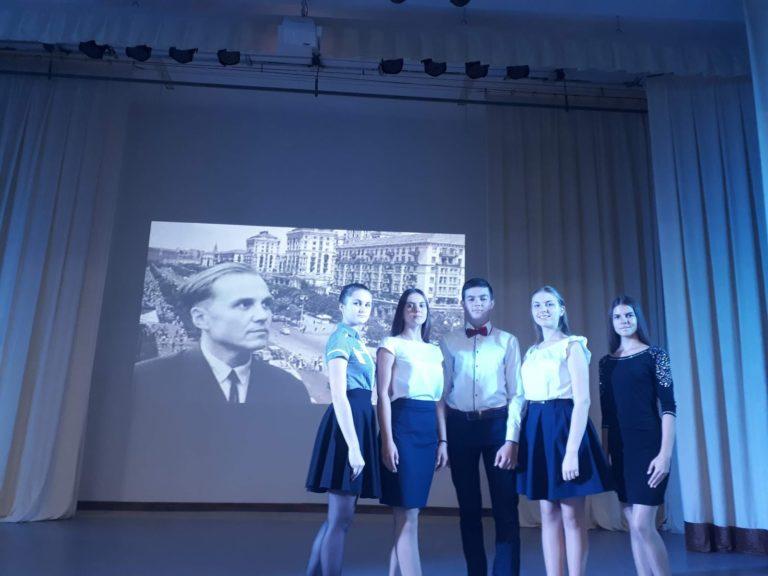 Read more about the article Видатний педагог і письменник В.О. Сухомлинський