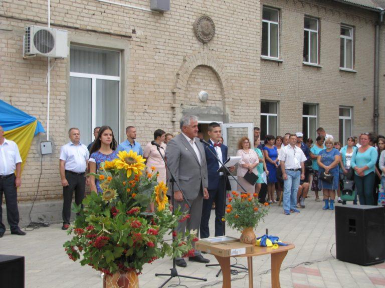 Read more about the article День Знань у ДНЗ «Михайлівське ВПУ»