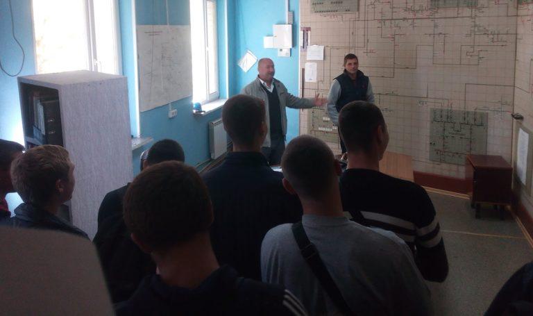 Read more about the article Екскурсії продовжуються – Михайлівський РЕМ