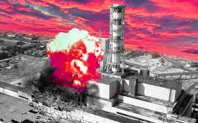 Read more about the article Чорнобиль…Чорний біль моєї землі
