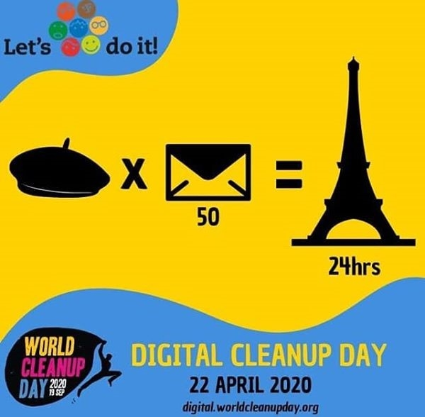 Read more about the article Global Digital Cleanup Day