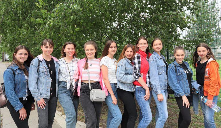 День відкритих дверей для учнів 9-х класів Великобілозерської ОТГ