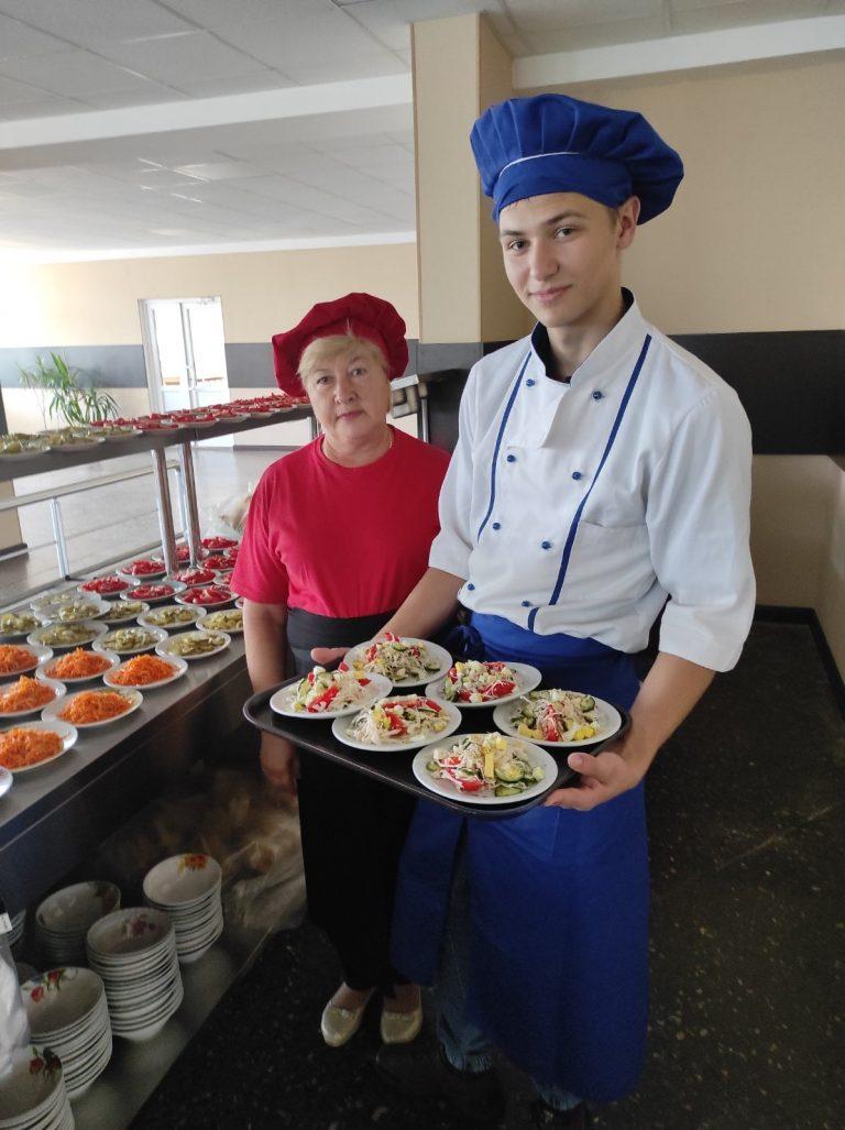 Read more about the article Нове меню для закладів освіти